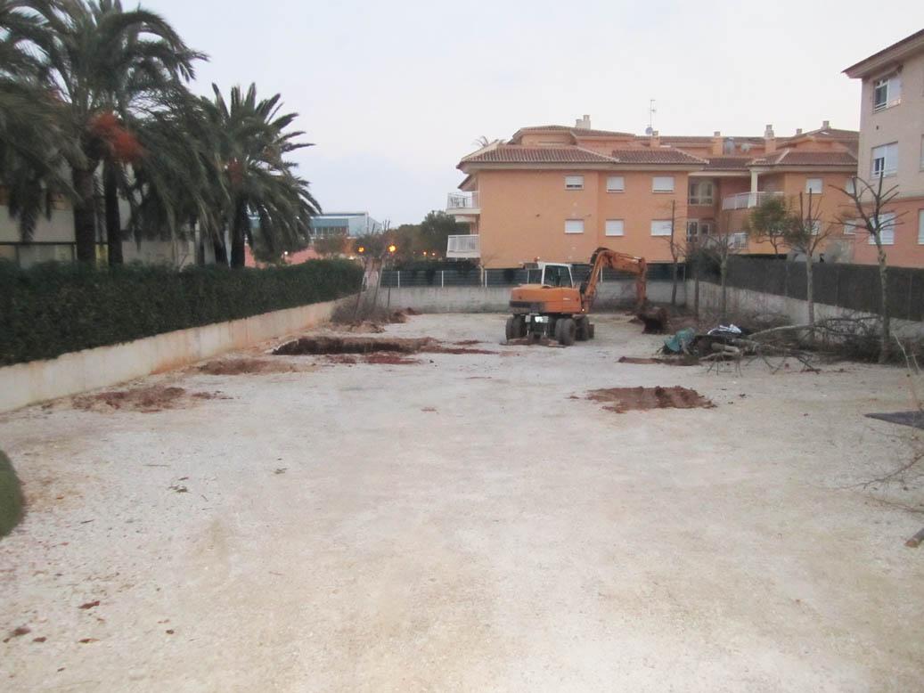 Situación previa a la construcción