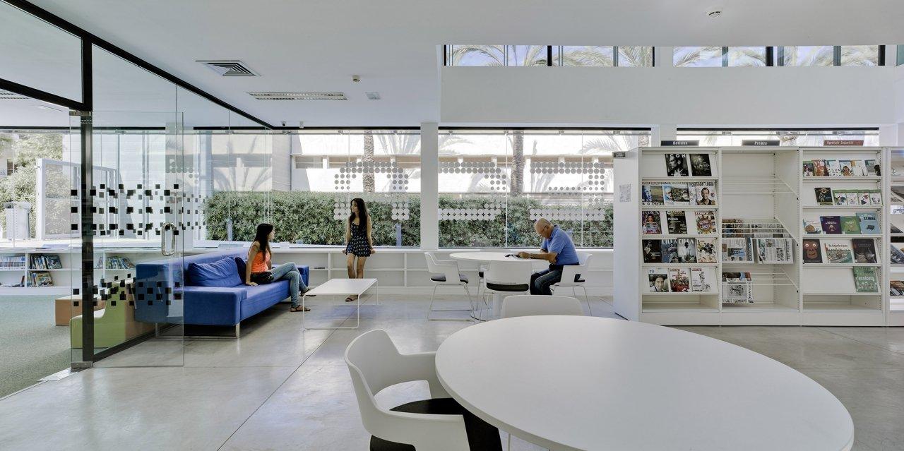 Biblioteca Pública y Centro Socio-cultural: Imagen 26 de 29