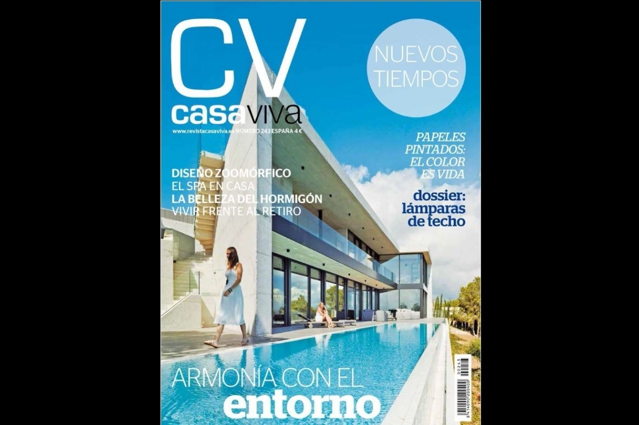 CONCRETUS HOUSE EN 'CASA VIVA'