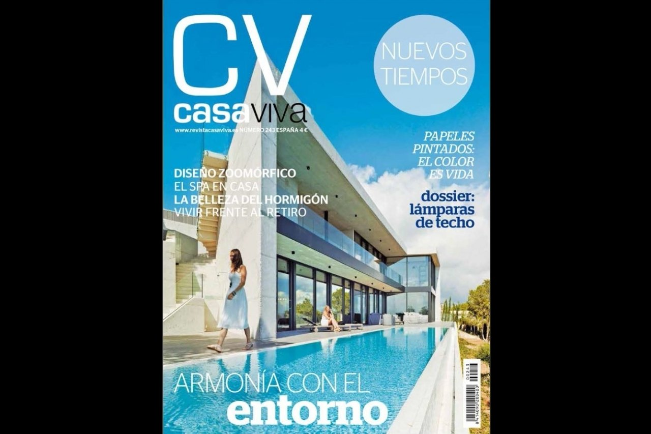 CONCRETUS HOUSE IN 'CASA VIVA'