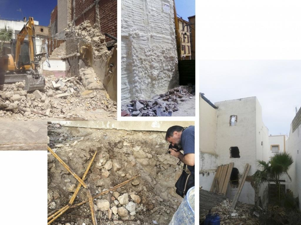 Reform in Ronda Sur: Construction diary