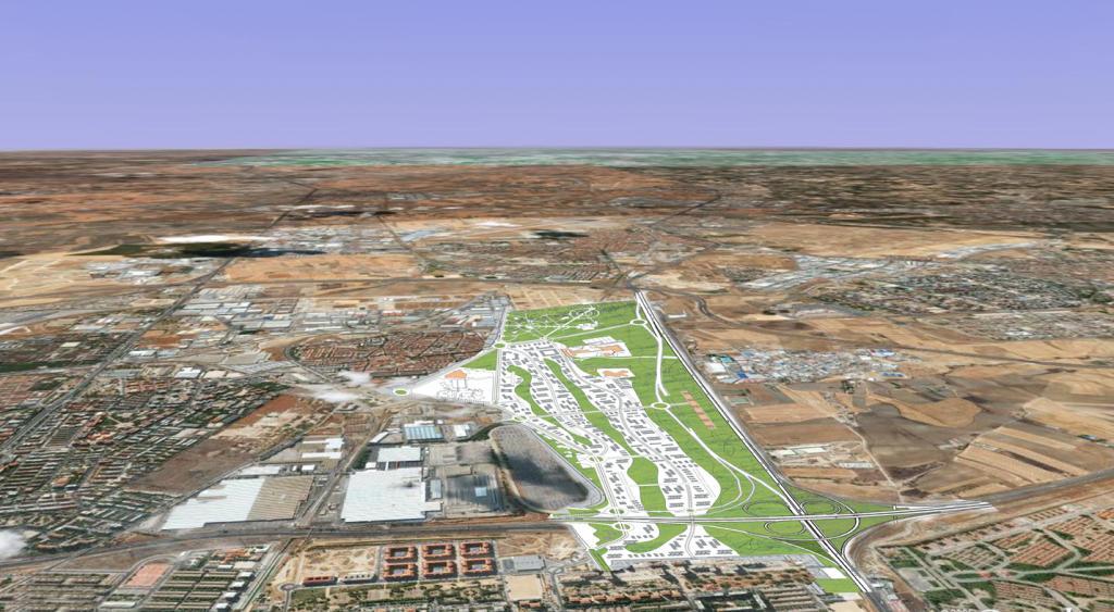 Planeamiento Urbanístico en Villaverde: Imagen 3 de 6