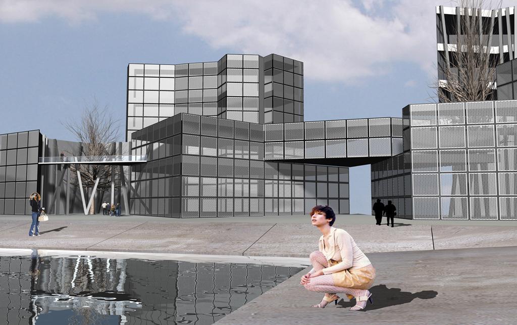 Aerospace Research Center, Bordeaux: Imagen 4 de 8