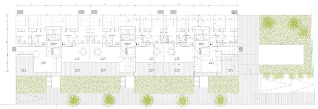 Las Palmeras Building: Imagen 5 de 7