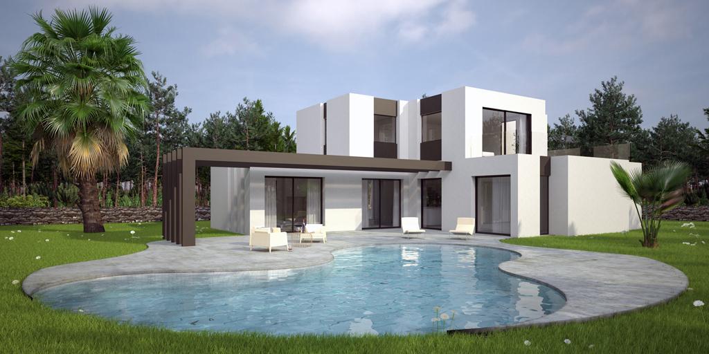 Villa Piver: Imagen 1 de 4
