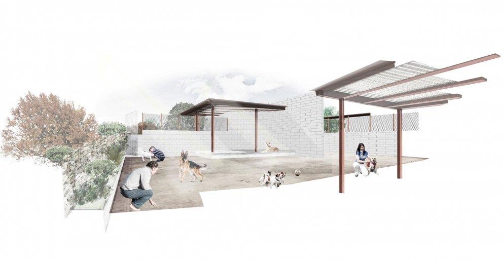Ramblars Animal Shelter: Imagen 2 de 3