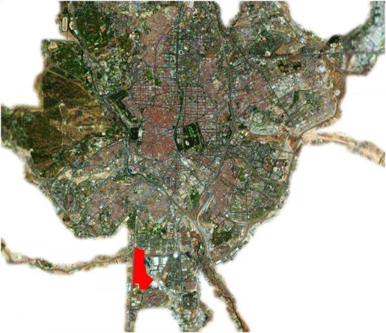 Planeamiento Urbanístico en Villaverde: Imagen 2 de 6