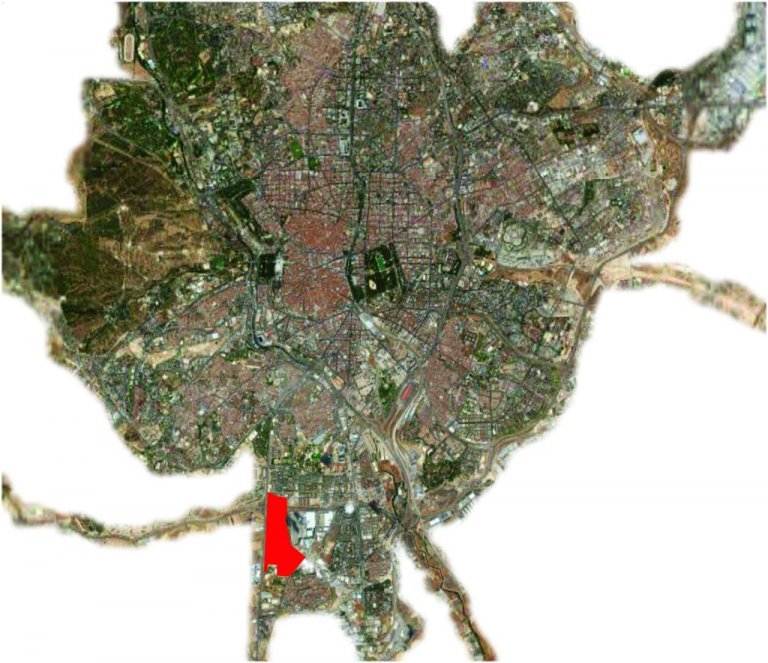 Villaverde Urban Plan: Imagen 2 de 6