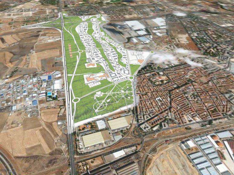 Planeamiento Urbanístico en Villaverde: Imagen 1 de 6