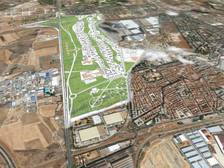 Villaverde Urban Plan: Imagen 1 de 6