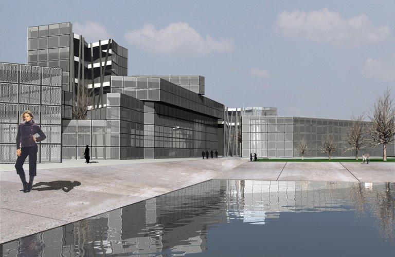 Aerospace Research Center, Bordeaux: Imagen 3 de 8