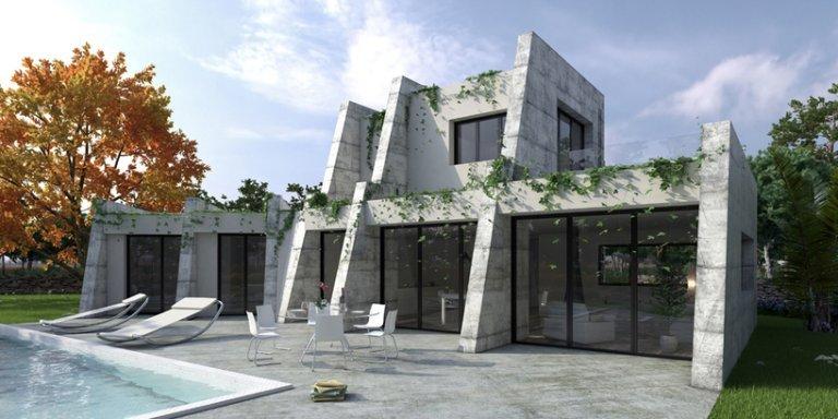 Casa Mancini: Imagen 1 de 2