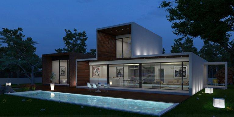 Villa Infinitas: Imagen 1 de 3