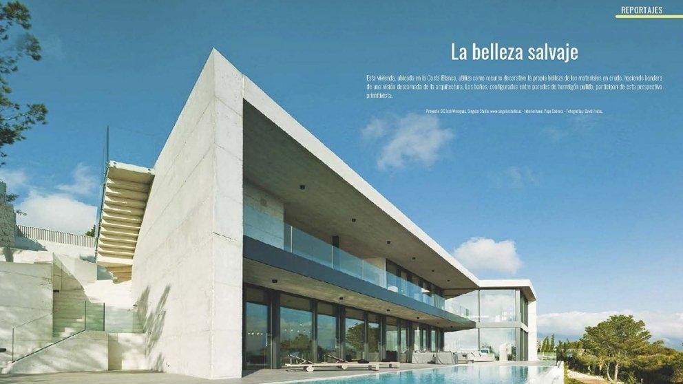 CONCRETUS HOUSE IN 'SALA BAÑO'