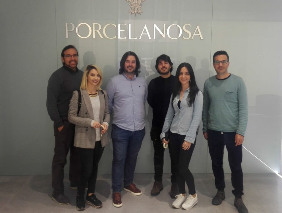 PERSONAL INVITATION TO PORCELANOSA GROUP