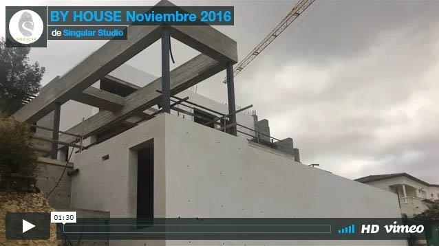 MAISON BY. CONSTRUCTION JOURNAL: NOVEMBER 2016