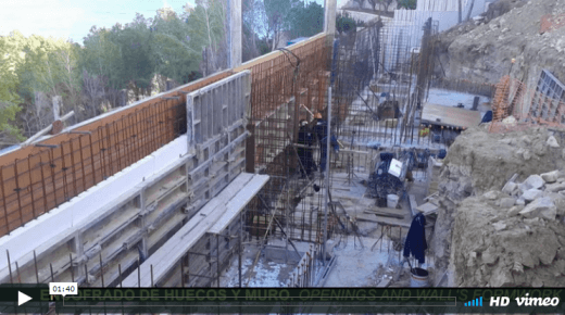 CR_House. Construction diary: december 2014