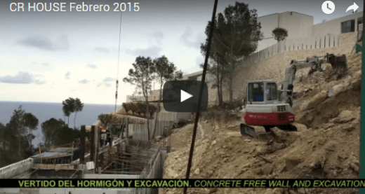 CR_House. Construction diary: february 2015