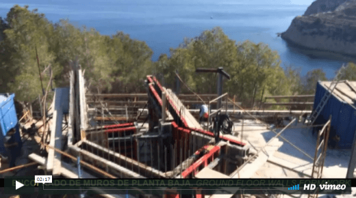 CR_HOUSE. CONSTRUCTION DIARY: JUNE 2015