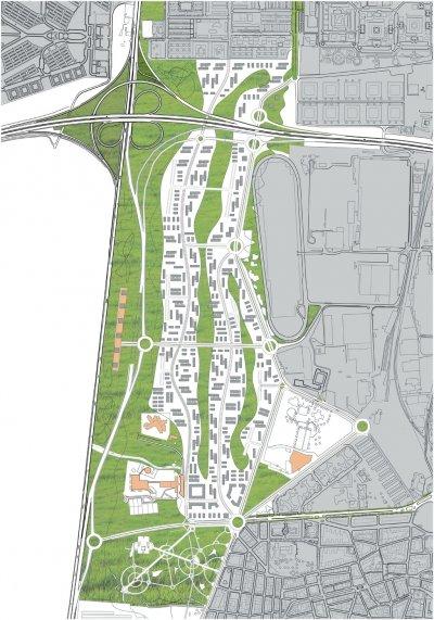 Planeamiento Urbanístico en Villaverde: Imagen 4 de 6