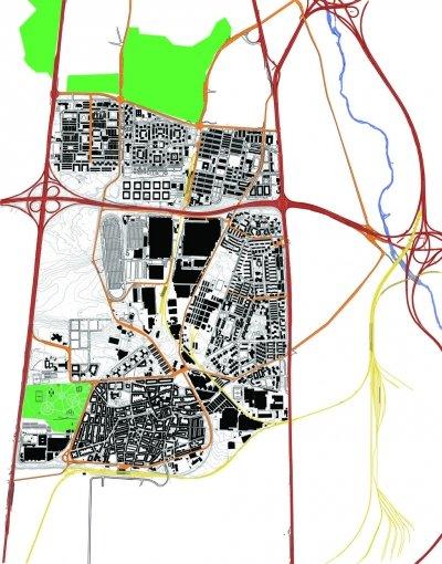 Planeamiento Urbanístico en Villaverde: Imagen 5 de 6