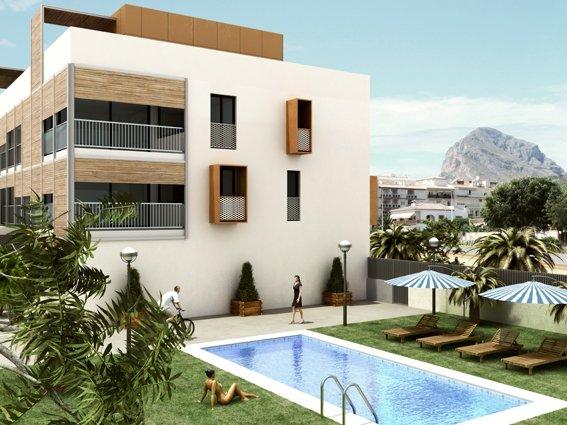 Las Palmeras Building: Imagen 2 de 7