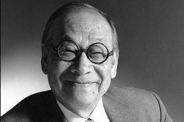 I.M. Pei nos deja a los 102 años de edad