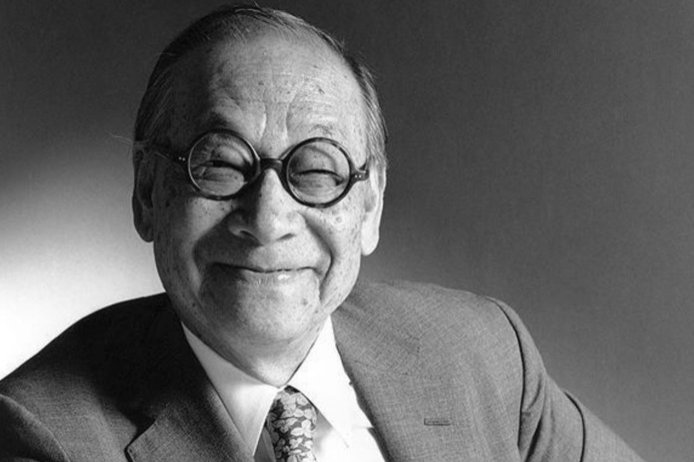 Architect I.M. Pei haspassed away, aged 102