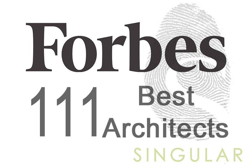 La lista de los 111 mejores arquitectos.