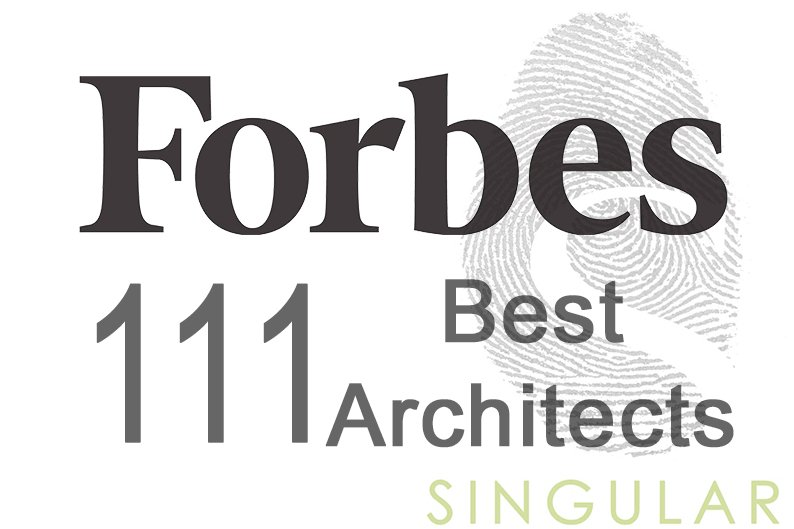 The list of the 111 best architects.