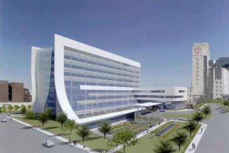 Singular Studio and Kurdistan regional new hospital