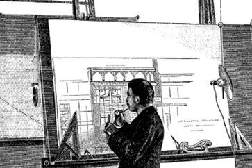El estado de la profesión de los arquitectos